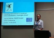 IMPACT Europe at UKES conference